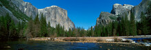 El Capitan Mountain And The Me...