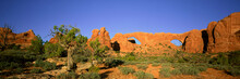 Sandstone Arches, Arches Natio...