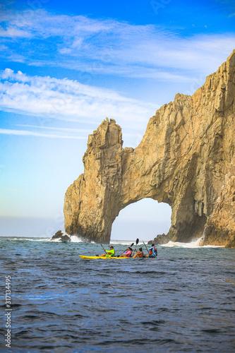 Fotomural Arco de Los Cabos en Baja California Sur, México.
