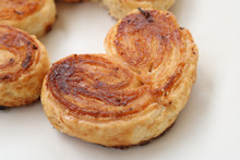 Palmier Pastry