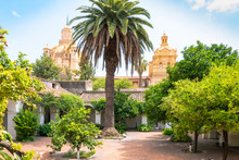 Argentina Cordoba Garden Of Th...