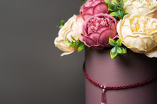 Flowers In Bloom: Bouquet Of P...