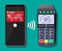 POS Terminal And Mobile Smartp...