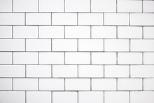 White Classic Ceramic Tiles On...