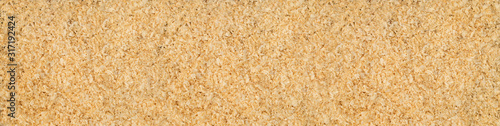 Fototapeta Wood Chips Texture, Saw Dust Background, Sawdust Chipping