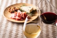 ワインとイタリア料理