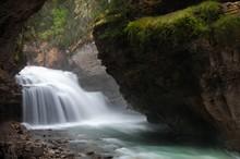 Foamy Waterfall Near The Turqu...