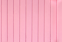 Boards Painted In Pink Color