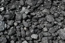 Pile Of Natural Black Hard Coa...