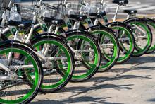 Public Bicycle Rental Station ...