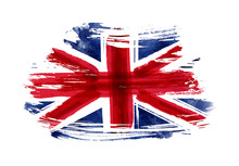 Grunge Flag Of The United King...