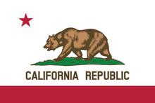 Vector Of Beautiful California...