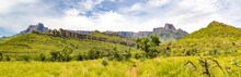 Panorama Of The Amphitheatre A...