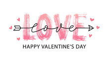 Happy Valentines Day. Vector I...