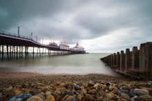 The Eastbourne Jetty