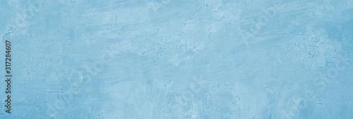 Blauer und türkiser Hintergrund abstrakt Canvas Print