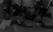 Minimalist Black Background Wi...