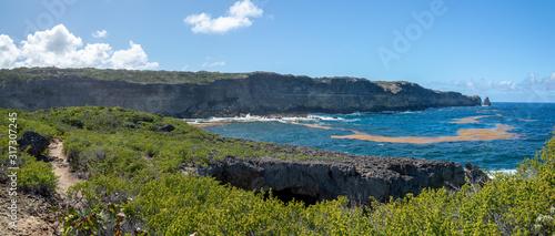 Photo Porte de l'enfer Anse Bertrand Terre de Haut Guadeloupe France