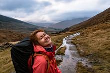 Lone Traveler - West Highlands...