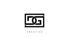 Dg Logo Icon Design