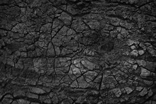 Crack Lava Background.