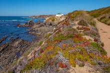 Beautiful Coastal Hike In Portugal