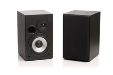 Audio Sound Speakers, Isolated...