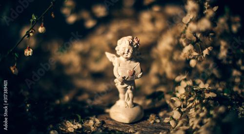 Fotografía Angel statue