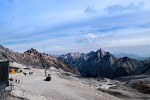 Panoramic Landscape Of The Mou...