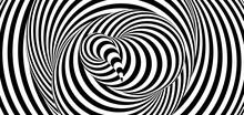 Pattern With Optical Illusion....