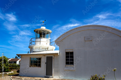 Yamba Clarence River Lighthouse Replica Wallpaper Mural