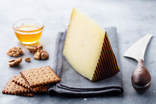Hard Cheese, Manchego With Nut...