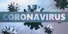 Flu Coronavirus Floating, Micr...