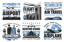 Airport And Aviation School Ve...