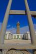 Leinwanddruck Bild - Lighthouse Faro de Orchilla