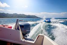 Water Sport Ski Boat Tubing Fun