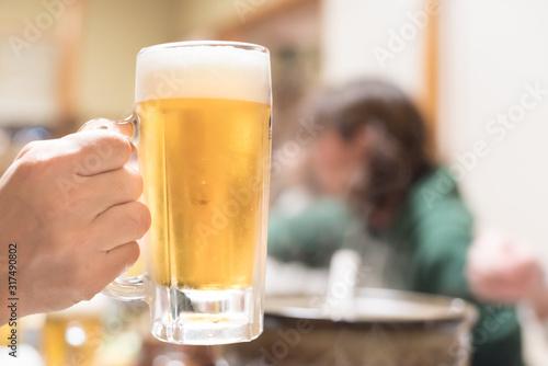 Cuadros en Lienzo  ビールで乾杯
