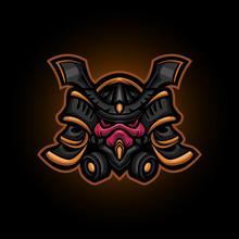 Samurai Troopers Mascot Logo D...