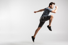 Image Of Young Athletic Man Do...