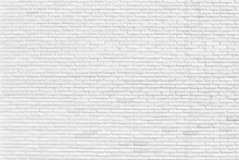 Clean White Brick Wall Texture...
