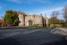 Arundel Castle Entrance