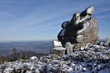 Sloneczniki - One Of The Most Interesting Rocks Formation In The Karkonosze Mountains, Poland.
