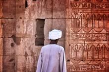 Gardien D'un Temple égyptien