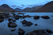 Wastwater At Blue Hour