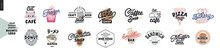 Logo - Cafe And Restaurants. C...