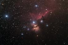 The Horsehead And Flame Nebula...