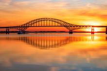 Steel Tied Arch Bridge Spanni...
