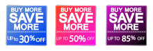 Buy More And Save More, Sale B...