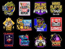Set Collection Of Video Game G...