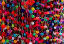 Decorative Stamen Balls In Mex...